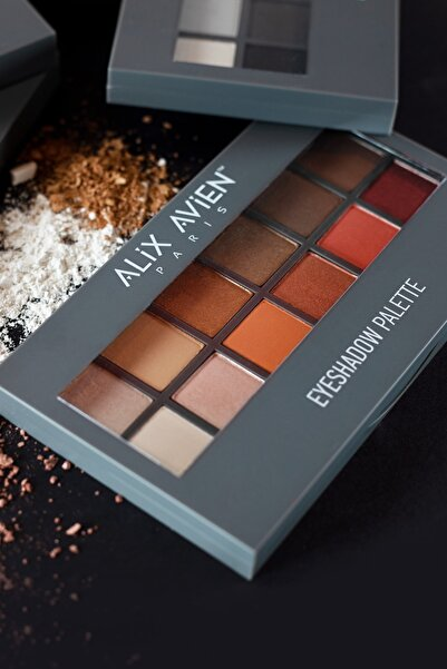 Alix Avien Göz Farı Paleti Eyeshadow Palette Creamy