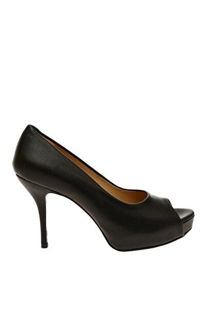 QUEEN BEE Kadın Siyah Ayakkabı