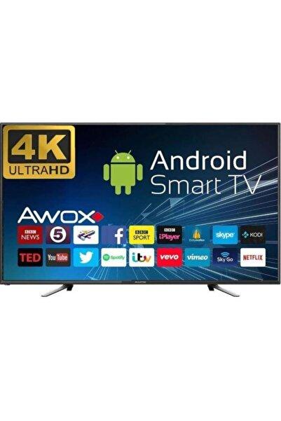 AWOX B205500s 55 Inc 4k Smart Led Tv