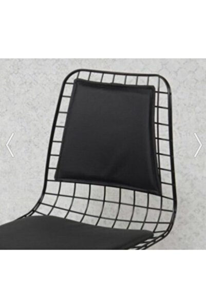 SERS MOBİLYA Tel Sandalye Sırt Minderi