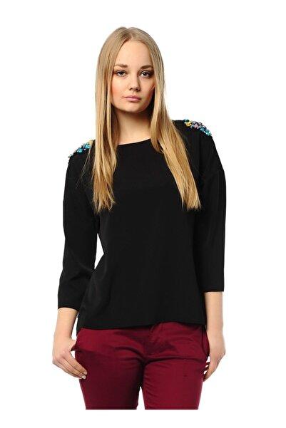 LİMON COMPANY Kadın Siyah Bluz