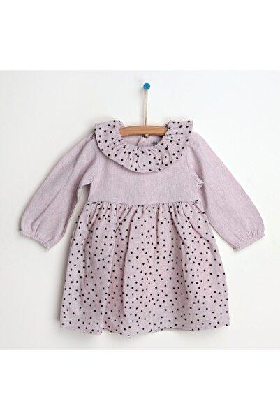 HelloBaby Kız Bebek Pembe Elbise