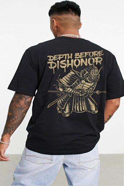 Oksit Honour Warriors Unisex Oversize T-shirt
