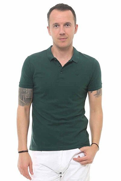 Cazador Erkek Hunter Polo Yaka T-shirt 4613
