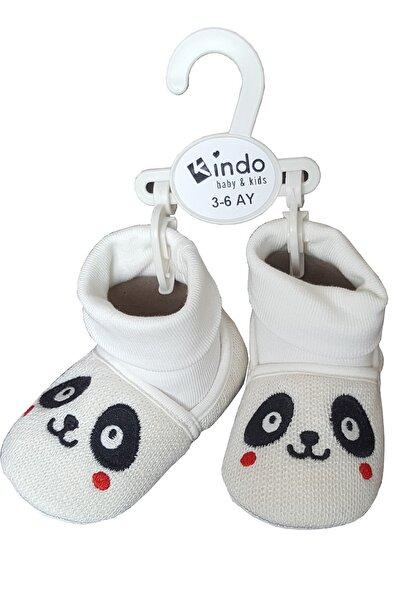 Kindo Çoraplı Bebek Patiği Bebek Ayakkabısı