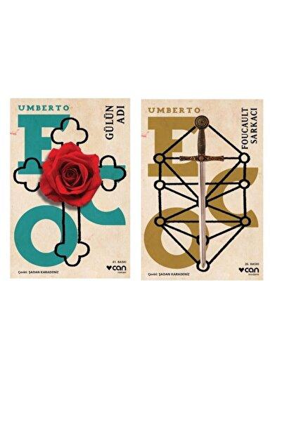 CAN Umberto Eco- Gülün Adı,foucault Sarkacı