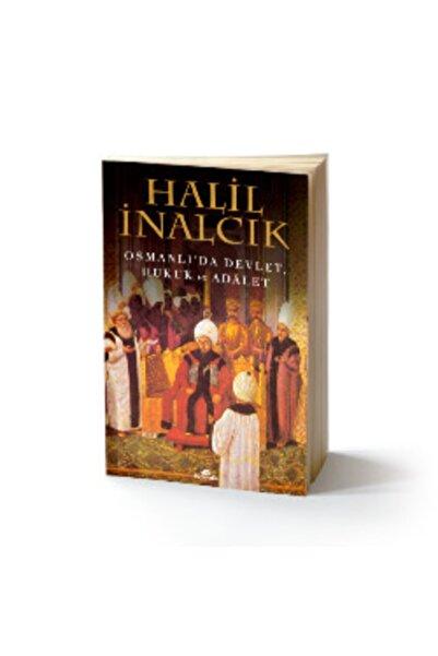 Kronik Kitap Osmanlıda Devlet, Hukuk Ve Adalet
