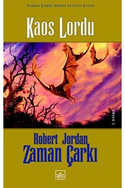 İthaki Yayınları 06 - Zaman Çarkı Serisi (ciltli): Kaos Lordu