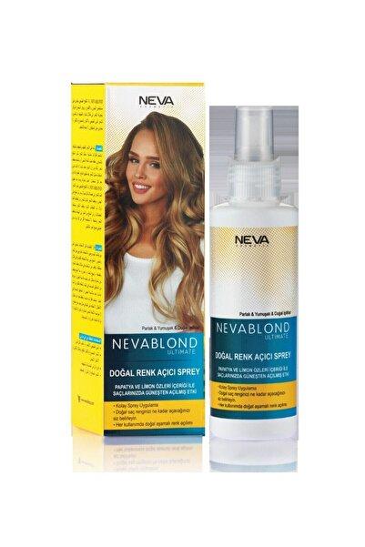 Nevablond Neva,doğal Renk Açıcı Papatya Özü Sprey 150 ml