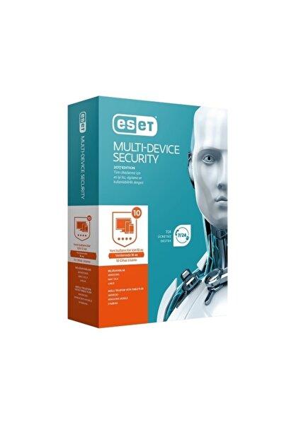 ESET Multi Device Security Trk Kutu 1yıl 10kullanıcı