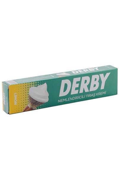 Derby Nemlendiricili Tıraş Kremi Limon 100 Gr