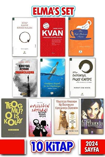 ELMA Yayınevi Elma's Set Kişisel Gelişim Kitapları