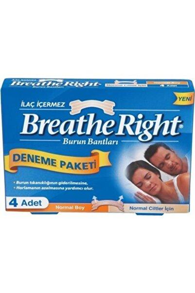 Breathe Right Burun Bandı 4'lü