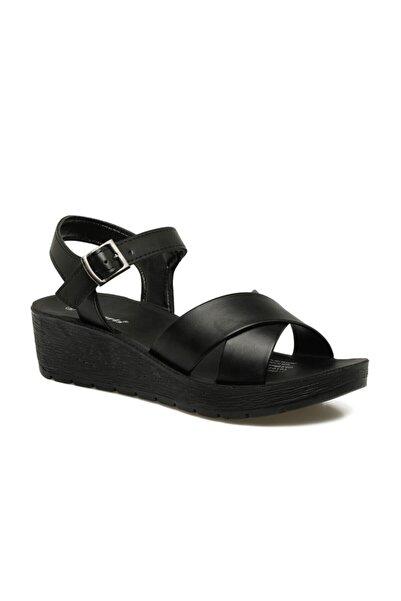 Polaris 315560.Z 1FX Siyah Kadın Sandalet 101029938
