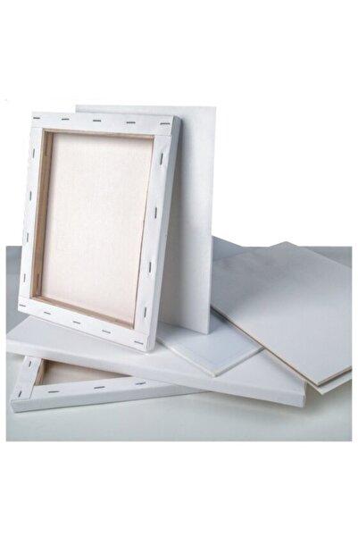 mercandağıtım Beyaz Tuval 25x35 cm 25x351