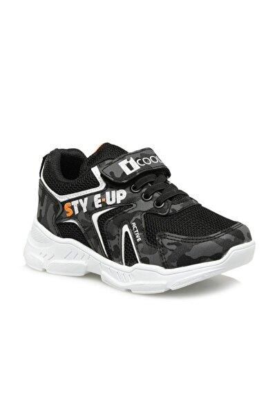 I COOL CAMARO 1FX Siyah Erkek Çocuk Koşu Ayakkabısı 101015527
