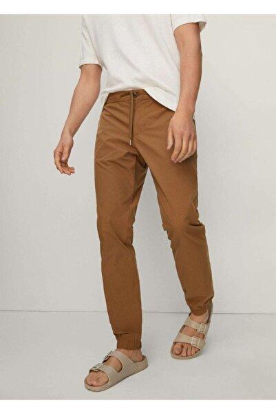 MANGO Man Tencel Pamuklu Jogger Pantolon