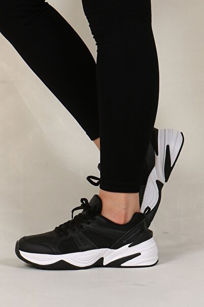 Hammer Jack Kadın Siyah Ayakkabı 101 21295-z