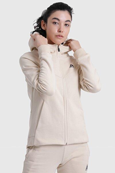 Airlife Kadın Bej Yünlü Sweatshirt