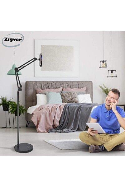 Zigver Z Plus Japan Portatif 360° Dönebilen 170 Cm Metal Tablet Ve Telefon Tutacağı