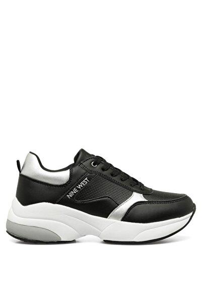 Nine West PATRICIA 1FX Siyah Kadın Sneaker Ayakkabı 101015505