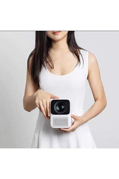 Wanbao Wanbo Lcd Projektör T2 Max Projektör 4k Ultra Çözünürlüklü Dikey