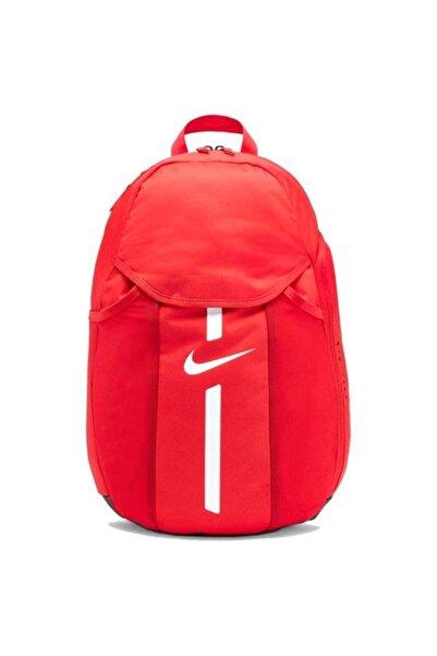 Nike Nk Acdmy Team Bkpk Unisex Kırmızı Futbol Sırt Çantası Dc2647-657