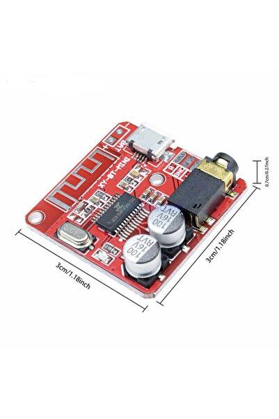 Arduino Bluetooth Amfi Kablosuz Ses Alıcı Modülü Vhm-314