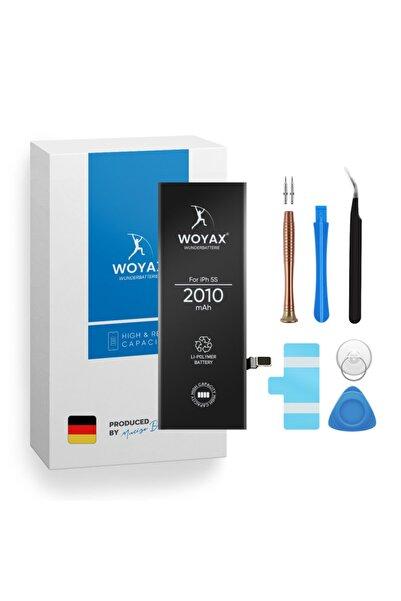 woyax Iphone 5s  Iphone 5c Uyumlu Premium Batarya 2010mah