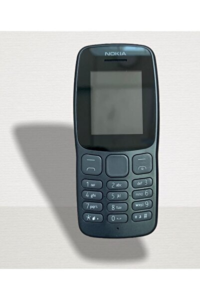 Nokia Tuşlu Çift Hatlı Kamerasız Asker Telefonu