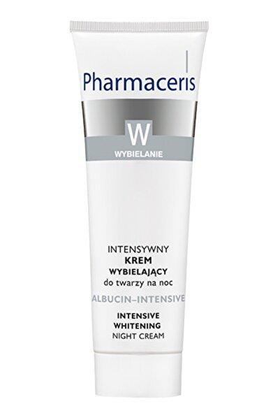 Pharmaceris Albucin İntensive Yüz Kremi