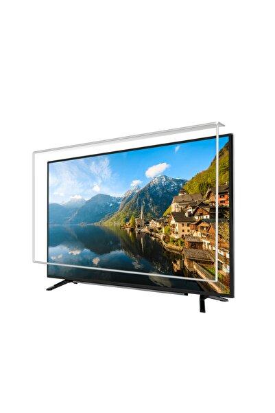 """Etiasglass 49"""" 124 Ekran Tv Ekran Koruyucu / 3mm Ekran Koruma Paneli"""
