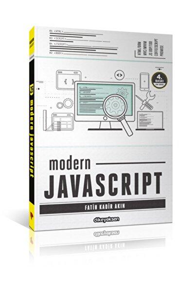 Dikeyeksen Yayıncılık Modern Javascript