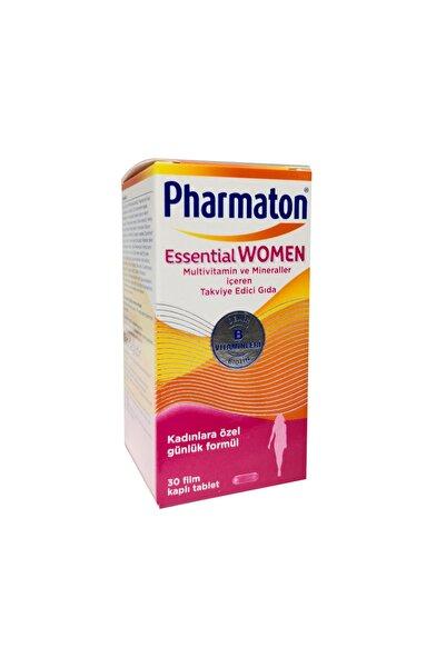 Pharmaton Essential Kadın Vitamin Mineral 30 Kapsül