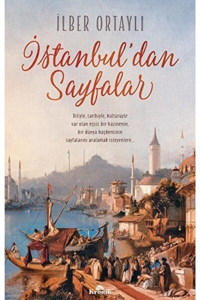 Kronik Kitap Istanbul'dan Sayfalar
