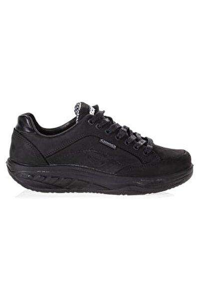 Deri Siyah Yürüyüş Ayakkabı G0781CS