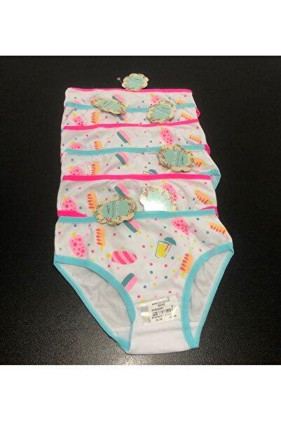 Berrak Kız Çocuk Külot 6'lı Paket