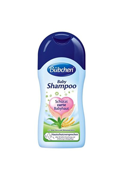 Bübchen Hassas Bebek Şampuanı 200 ml