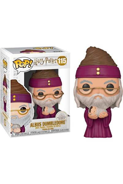 Funko Pop Harry Potter Dumbledore Bebek Harry Ile Figür