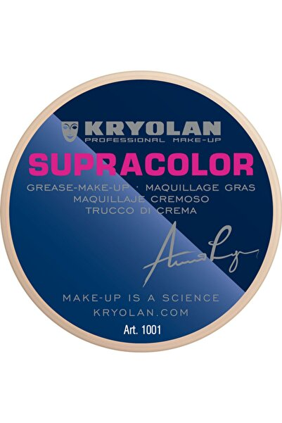 Kryolan Supracolor® Fondöten Küçük Boy 8 ml Naturell