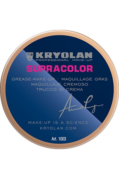 Kryolan Supracolor® Fondöten Büyük Boy 55 ml Fs45