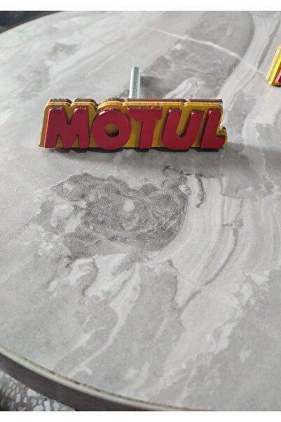 Espro Araç Için Vidalı Ön Panjur Süsü Motul Lazer Kesim