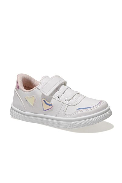 SEVENTEEN PEARL.P Beyaz Kız Çocuk Sneaker 100664899
