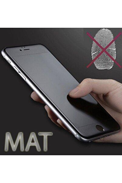 Go Aksesuar Iphone 6 / 6s / 7 / 8 / Se 2020 Nano Mat Seramik(ceramic) Siyah Ekran Koruyucu