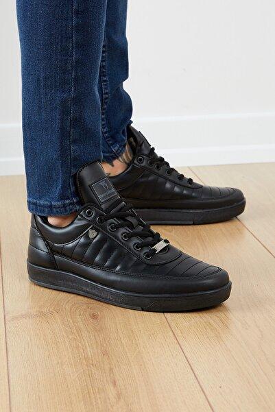 Tonny Black Erkek Siyah Spor Ayakkabı Tb5593