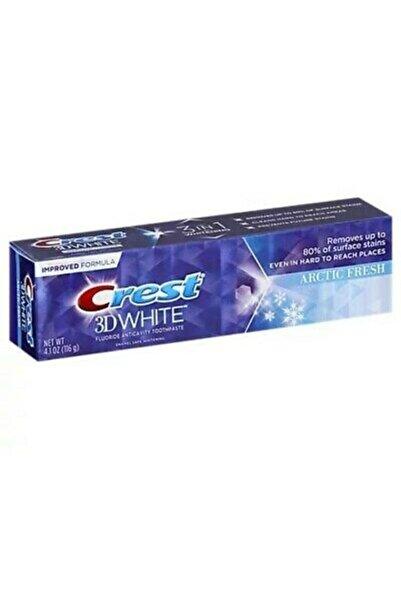 CREST 3d White Fluoride Anticavity Toothpaste Diş Macunu 116g