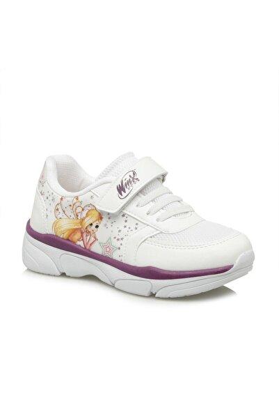 winx LUNA.F1FX Beyaz Kız Çocuk Spor Ayakkabı 101012762