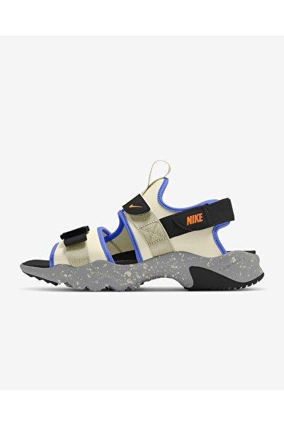 Nike Canyon Sandalet Cı8797-202 (bir Numara Dar Kalıp)