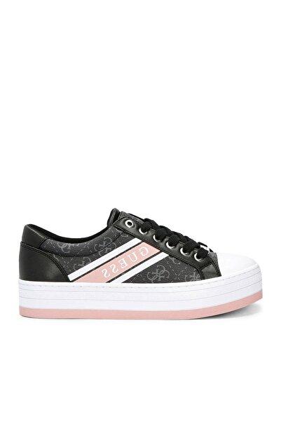 Guess Kadın Ayakkabı Fl6braele12 Coal