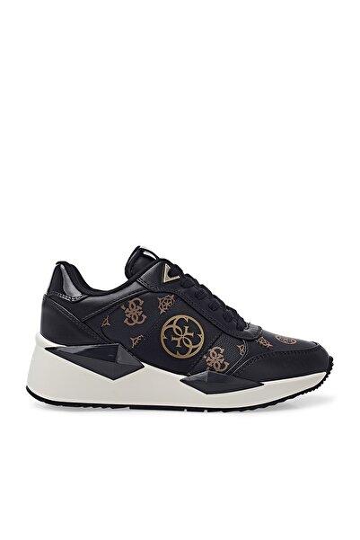 Guess Kadın Ayakkabı Fl5tesfal12 Brblk
